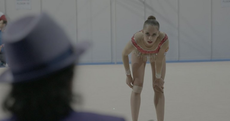 Still from the documentary Over the Limit, directed by Marta Prus, photo: press materials