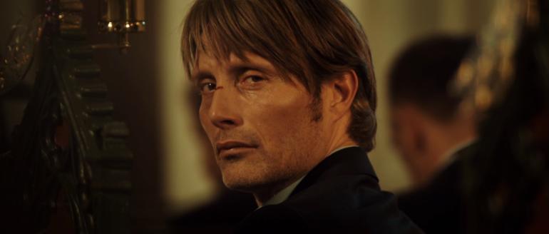 Mads Mikkelsen in Thomas Vinterberg's film Jagten (The Hunt), photo: press kit