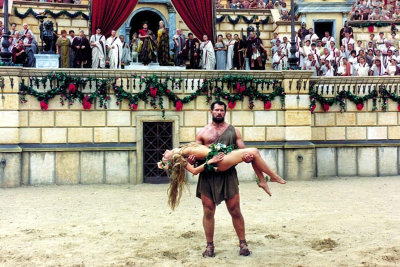 Still from Quo Vadis by Jerzy Kawalerowicz, photo: promotional materials