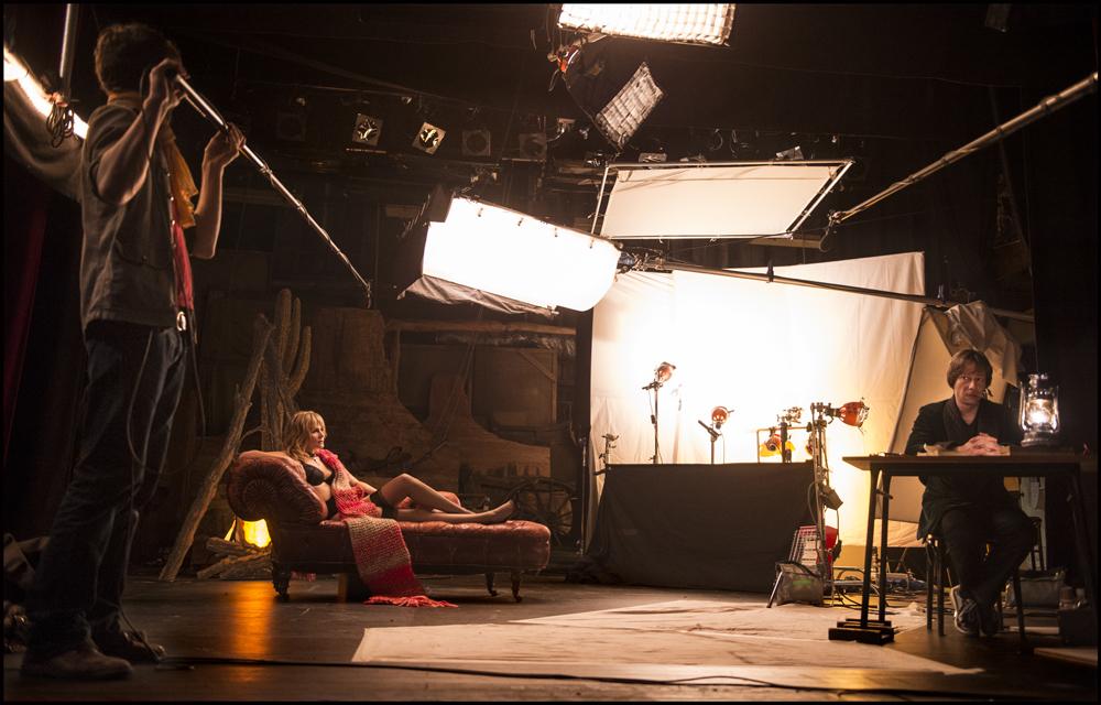 """Kadr z filmu """"Wenus w futrze"""", fot. Monolith"""