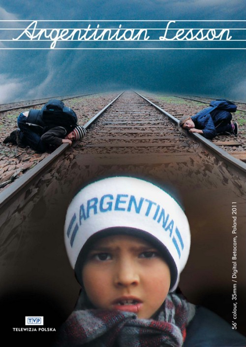 Argentinian Lesson, poster, photo: TVP