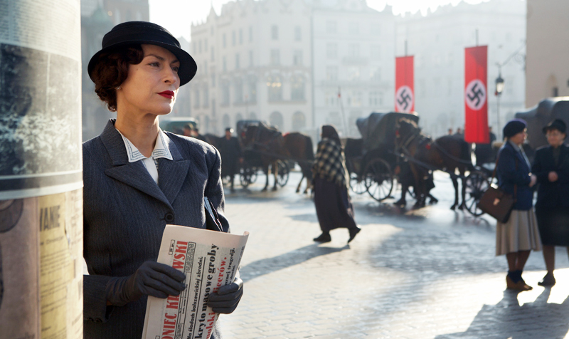 Still from Andrzej Wajda's Katyń, photo by Fabryka Obrazu / East News