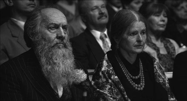 """Zbigniew Waleryś i Jowita Budnik w """"Papuszy"""" Joanny Kos-Krauze i Krzysztofa Krauze, fot. Krzysztof Ptak, Wojciech Staroń"""