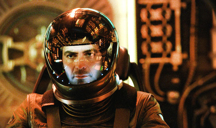 "George Clooney in Steven Soderbergh&squot;s ""Solaris"", photo: 20TH CENTURY FOX / East News"