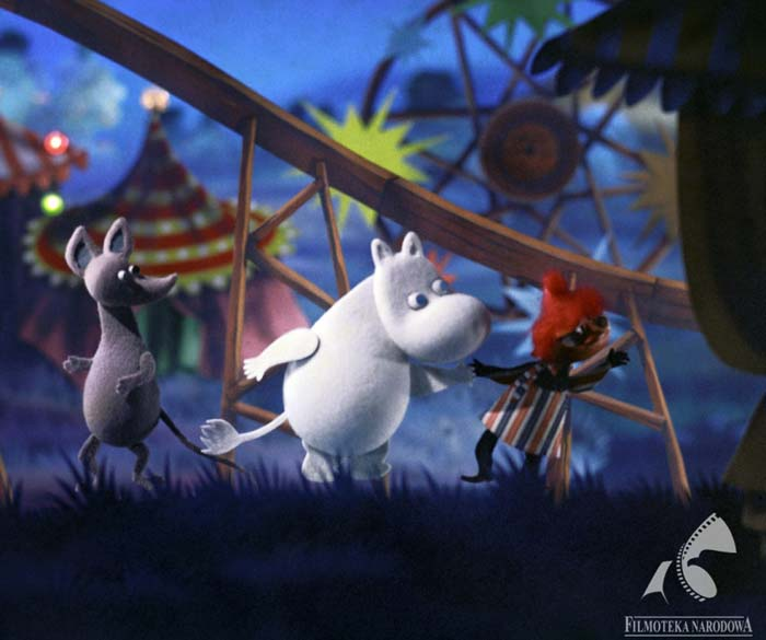 "Still from ""The Moomins"""
