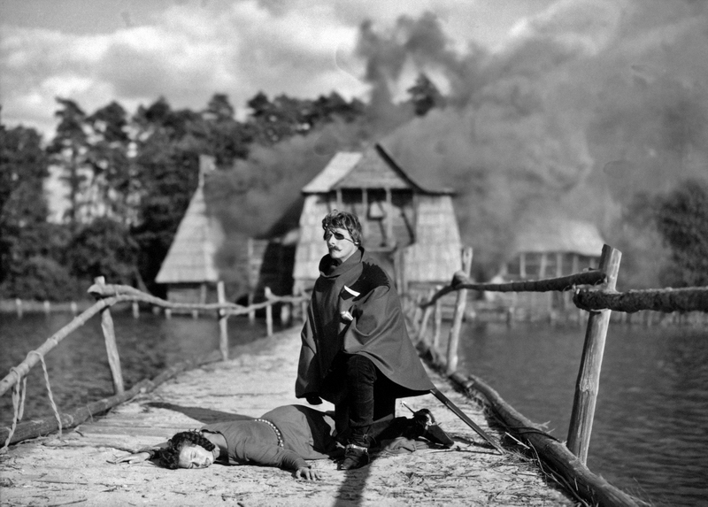 Still from Knights of the Teutonic Order, directed by Aleksander Ford, 1960., photo: Polflim / East News