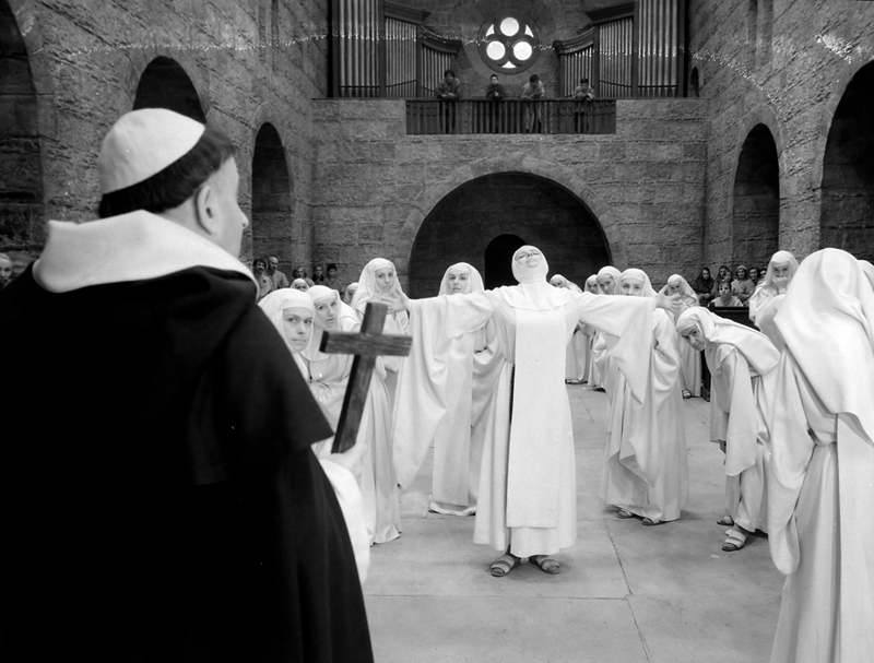 "A still from Mother Joan of the Angels, photo: ZRF ""Kadr"" / Album / East News"