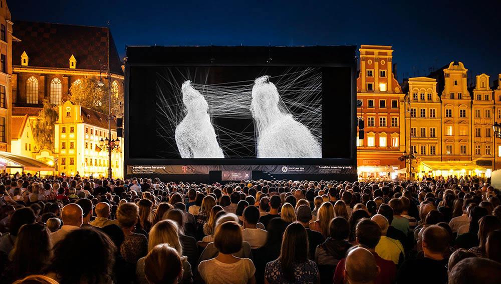 New Horizons, Wrocław. Screening of Wild Tales (2015), photo: Tomasz Pietrzyk / Agencja Gazeta