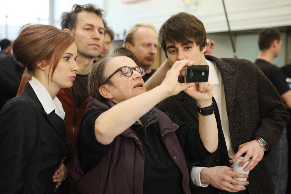 """Tatiana Pauhofová w filmie """"Gorejący krzew"""", reż. Agnieszka Holland, fot. Dušan Martinček/HBO"""