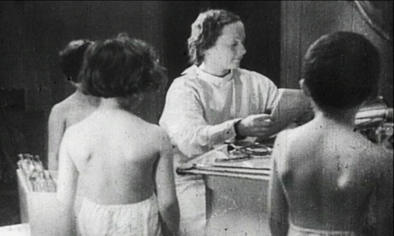 "Kadr z filmu ""Droga młodych"" Aleksander Ford, fot. MHPZ"