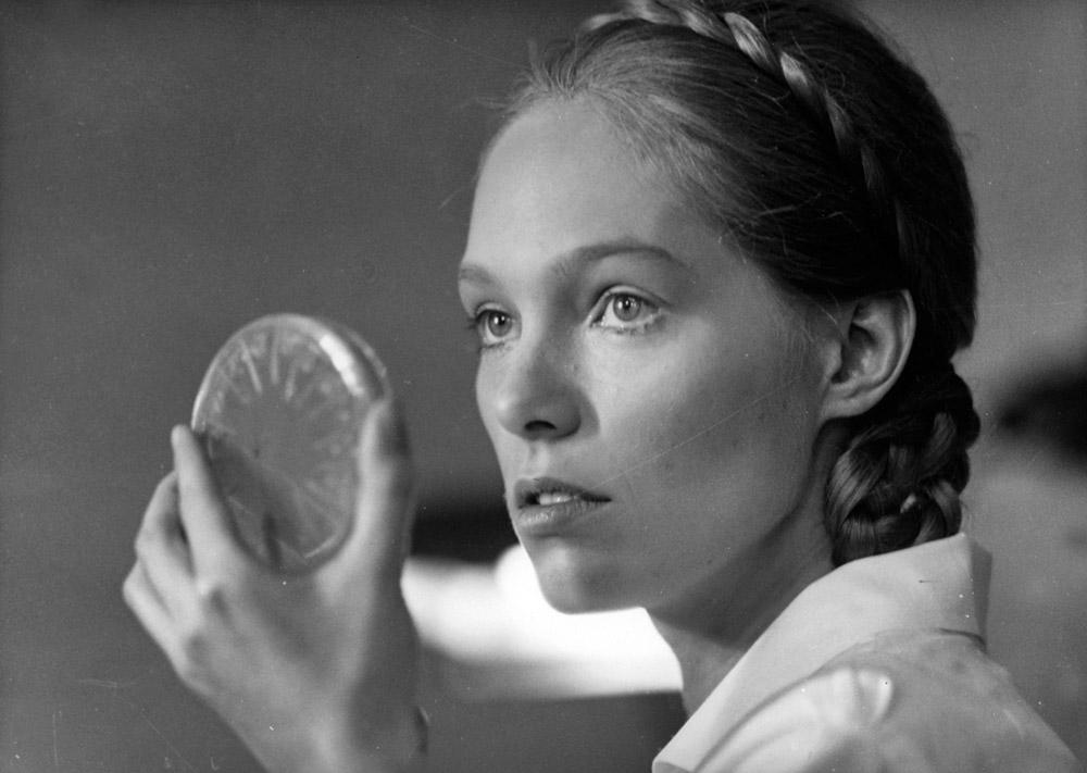 """Małgorzata Braunek w filmie """"Trzecia część nocy"""", fot. Forum"""