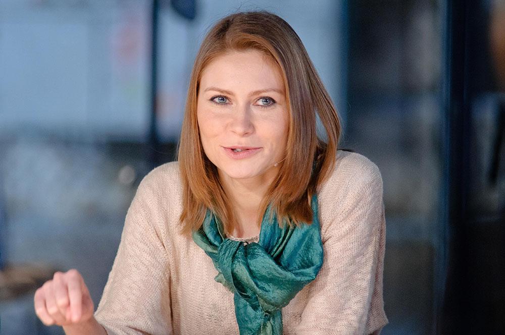 Agnieszka Elbanowska, fot. Tomasz Urbanek/East News