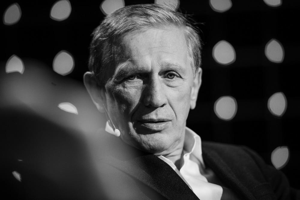 Jan Englert, fot. Wojciech Olszanka / East News