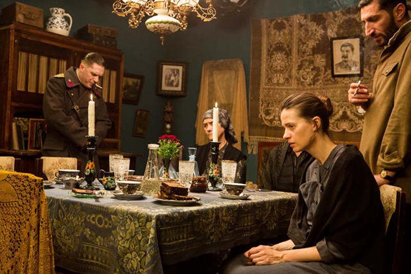 "​A scene from ""Child 44"", 2015, photo: Monolith Films"