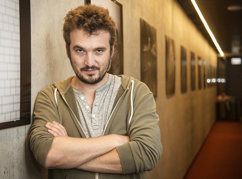 Paweł Maślona, fot. Jacek Dominski/Reporter /East News