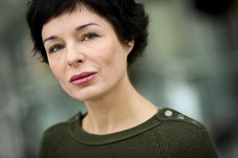Aneta Kopacz, styczeń 2013, fot. Krzysztof Kuczyk / Forum