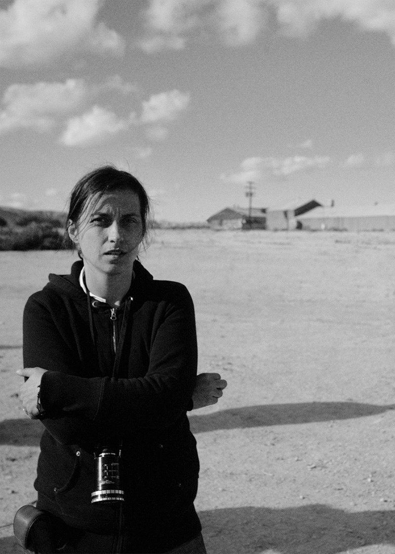 Monika Lenczewska, fot.  James Wall