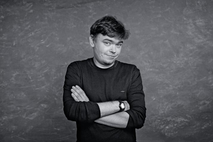 Jan P. Matuszyński, fot. Leszek Zych/Polityka