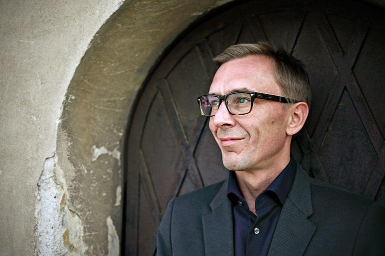 Krzysztof Rak, Warsaw, October 2014, photo: Krzysztof Żuczkowski / Forum