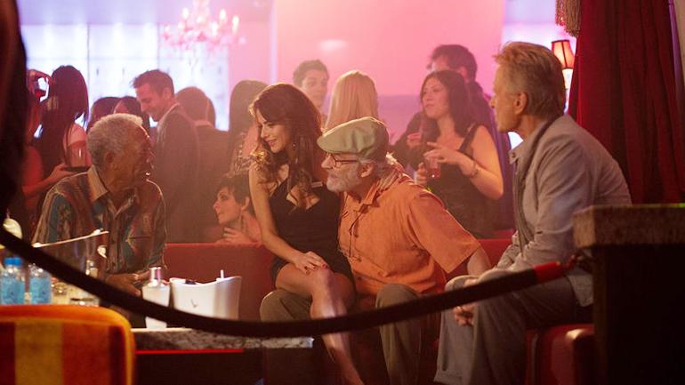 Weronika Rosati in Last Vegas, 2013, photo: promotional materials / Monolith Films