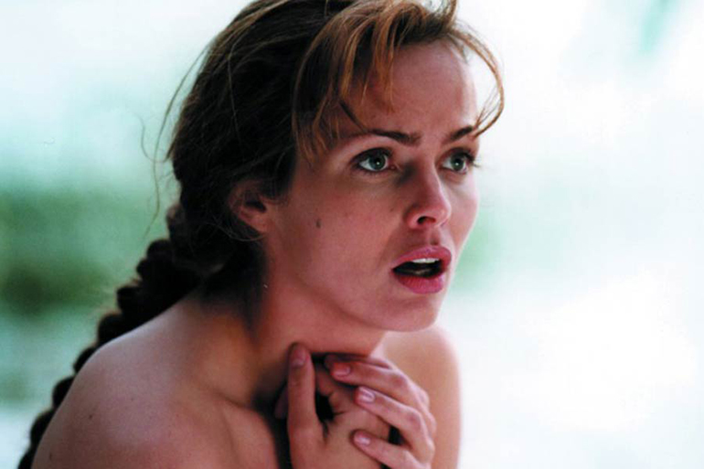 Izabella Scorupco in With Fire and Sword, 1999, photo: promotional materials / Syrena EG