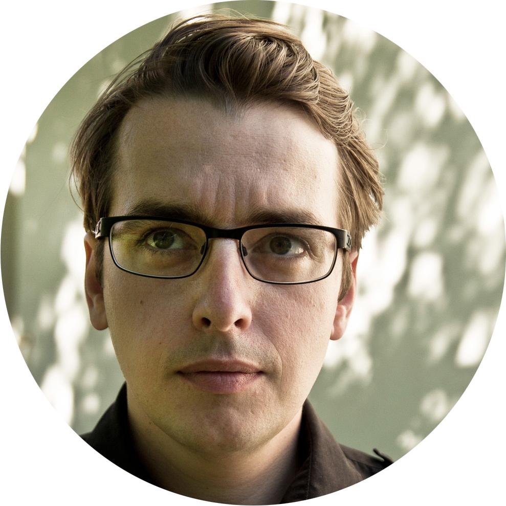 Tomasz Siwiński, photo: courtesy of the artist