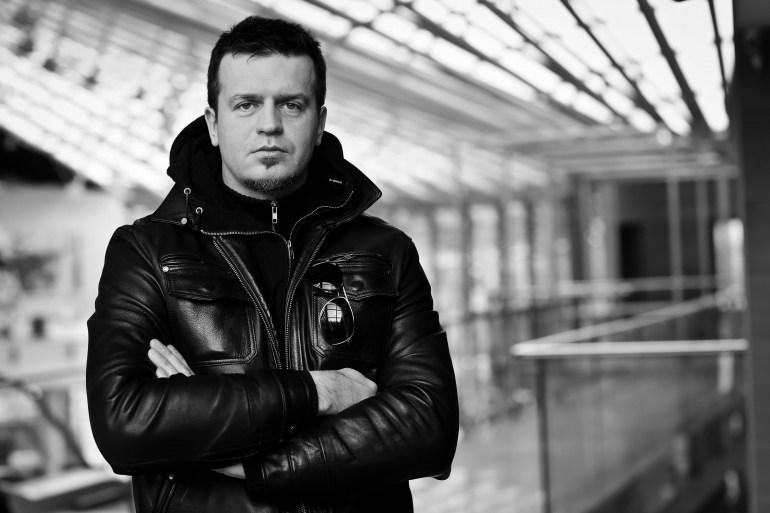 Marcin Wrona, fot. Krzysztof Kuczyk / Forum