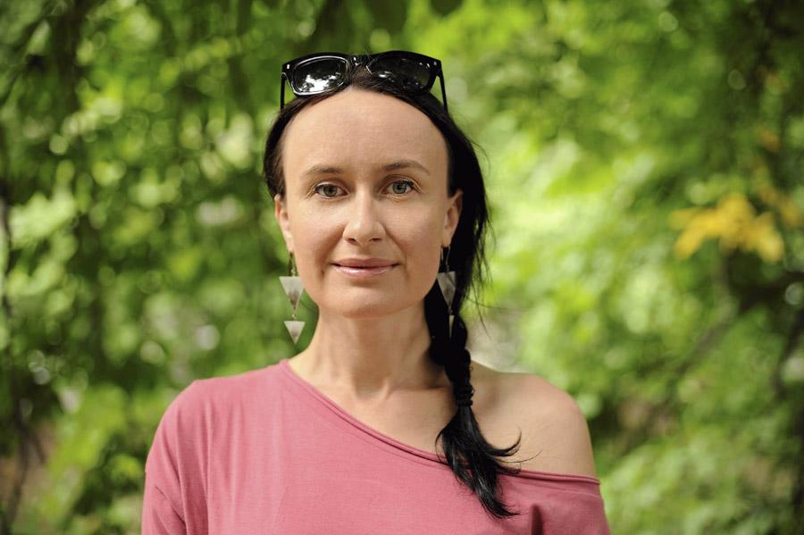 Agnieszka Zwiefka, fot, Tomasz Pietrzyk/Agencja Gazeta