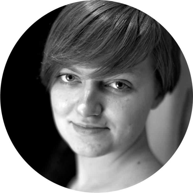 Ewa Borysewicz, photo: courtesy of the artist.