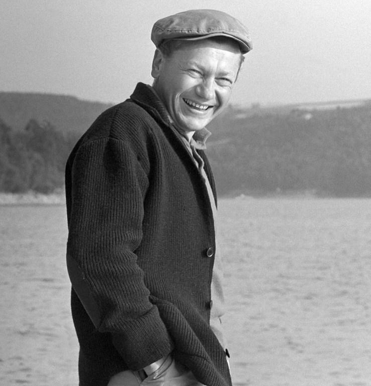 Wojciech Jerzy Has, Rożnów, 1965, fot. Wojciech Plewiński /Forum