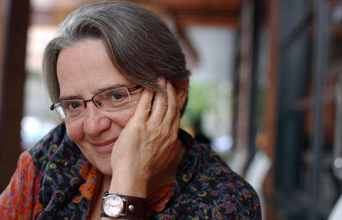 Agnieszka Holland, fot. Marek Wiśniewski / Puls Biznesu / Forum