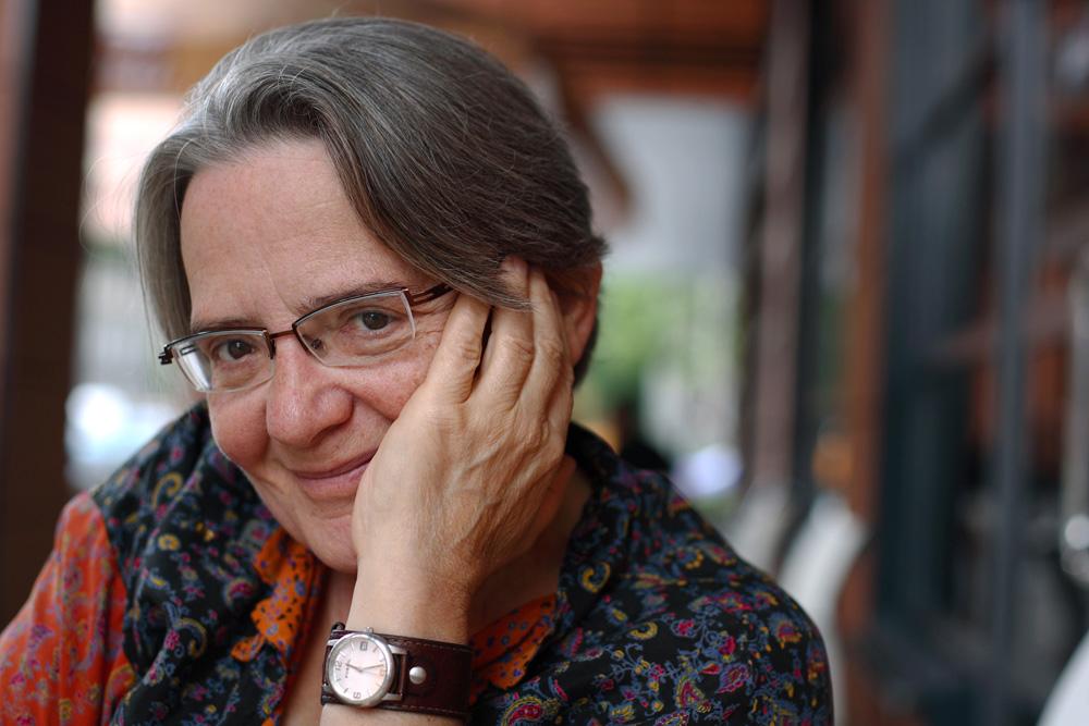 Agnieszka Holland, photo: Marek Wiśniewski / Puls Biznesu / Forum