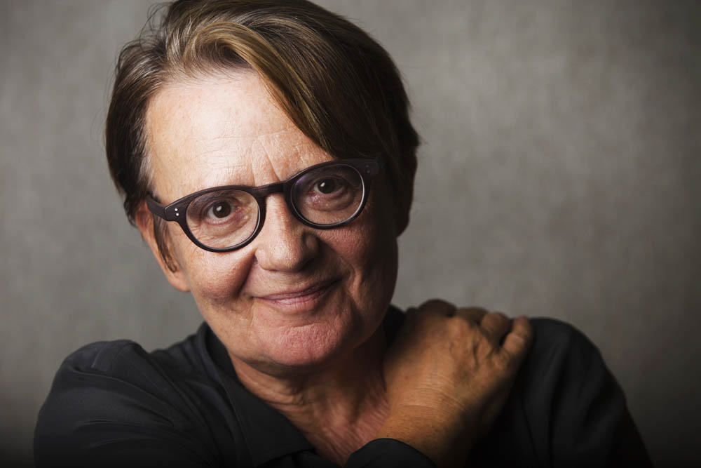 Agnieszka Holland, photo: Mark Blinch / REUTERS / Forum