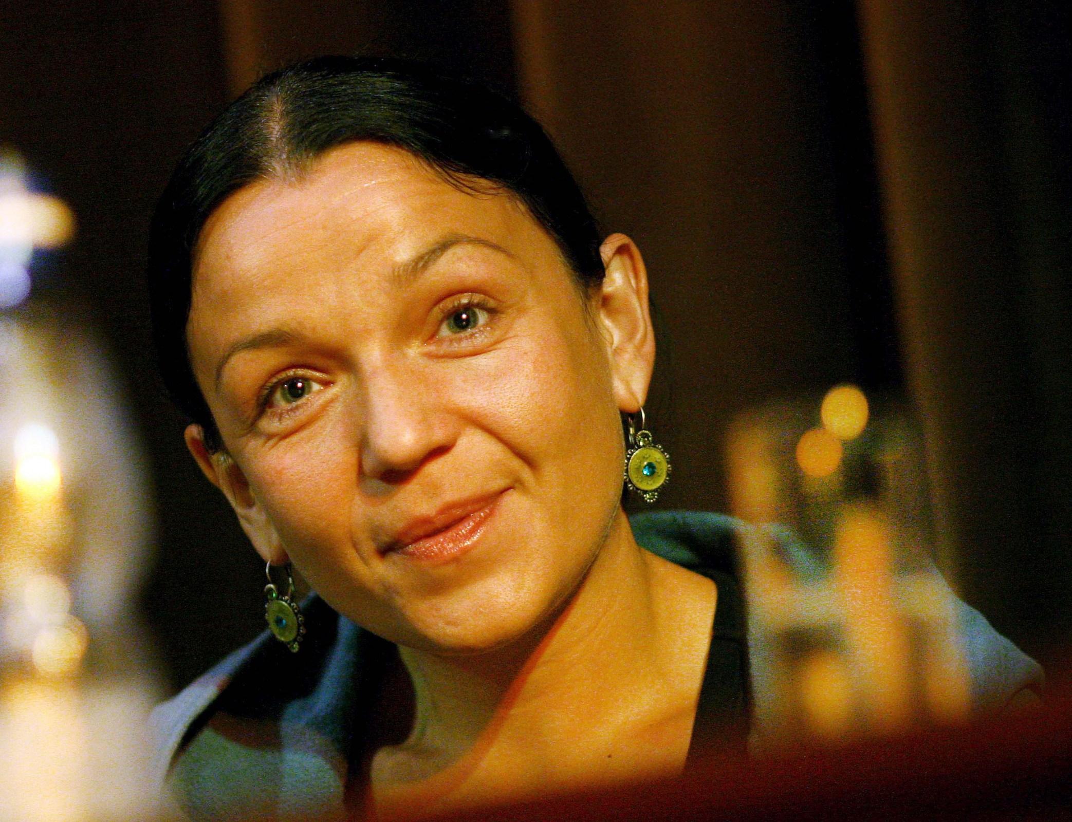 Joanna Kos-Krauze, fot. Michał Tuliński