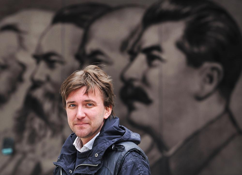 Borys Lankosz, fot. Krzysztof Wojciewski / Forum