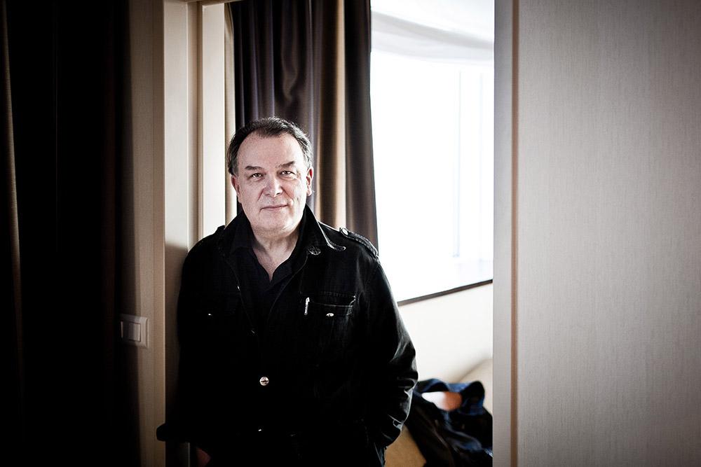 Lech J. Majewski, fot. Rafał Siderski/Dziennik/Forum