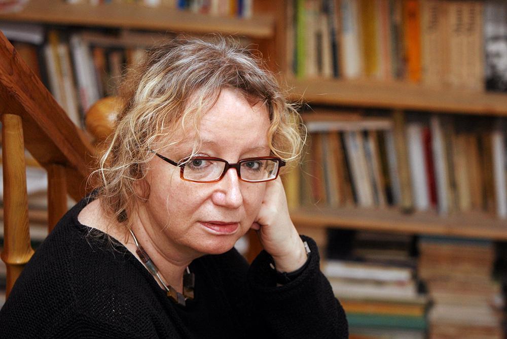 Maria Zmarz-Koczanowicz, fot. Krzysztof Gutkowski/AG