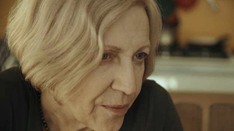 """Kadr  z filmu """"Trzy rozmowy o życiu"""" Julii Staniszewskiej, fot. KFF"""