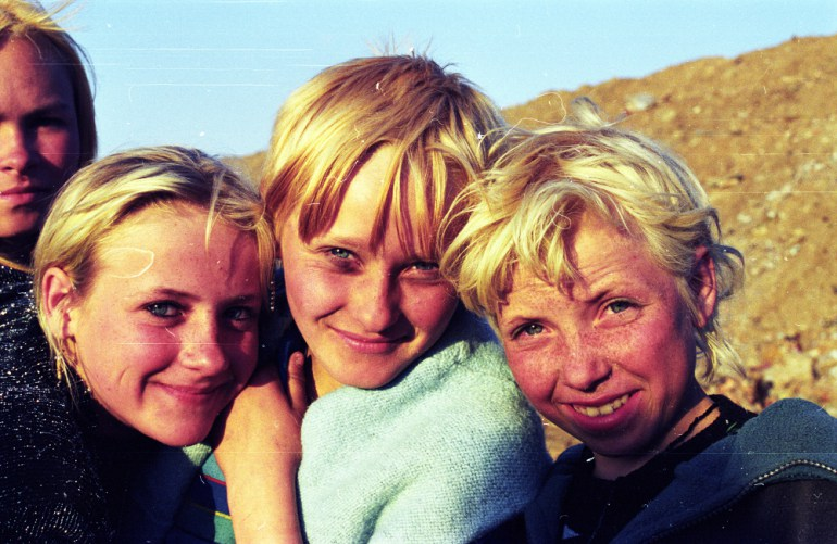 "Kadr z filmu ""Something better to come"", reż. Hanna Polak, fot. Danish Documentary."
