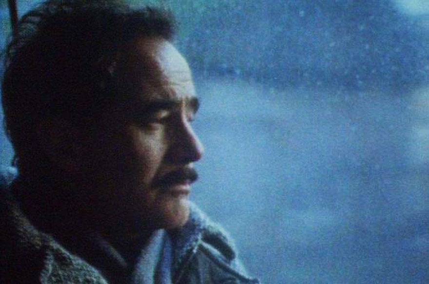 """Kadr z filmu o """"Miejsce urodzenia""""w reżyserii Pawła Łozińskieg, 1992, fot. materiały prasowe"""