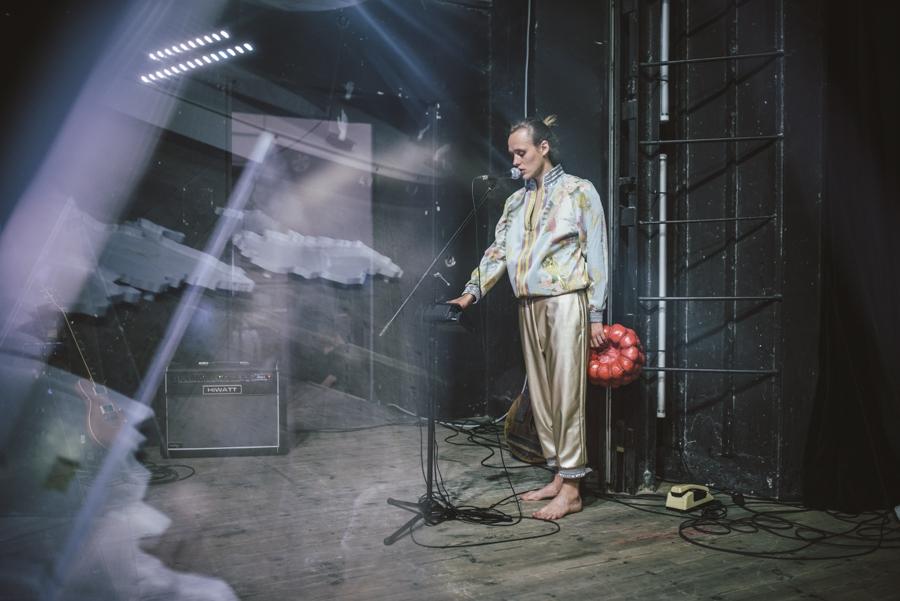 """""""Hamlet"""" w reżyserii Krzysztofa Garbaczewskiego, Narodowy Stary Teatr w Krakowie, fot. Joanna Gałuszka/materiały promocyjne"""