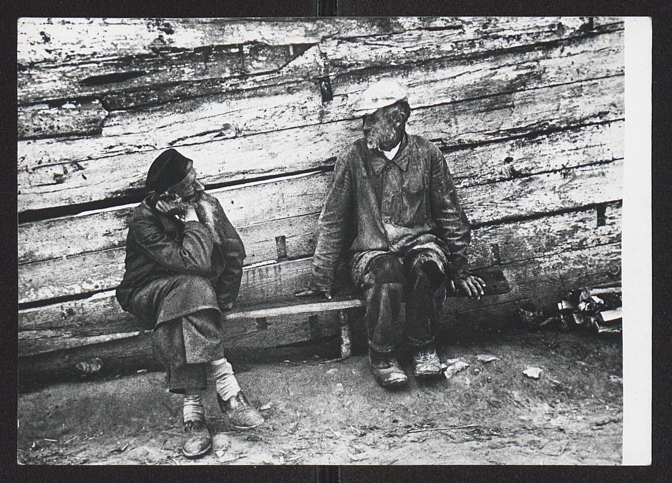 Бенедикт Ежи Дорыс, «Казимеж над Вислой. Разговор V», фото: Национальная библиотека; права: Людвик Добжинский