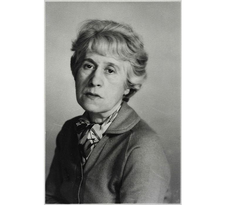 Halina Dorys, 1970 (odbitka 1992), fot. Benedykt Jerzy Dorys, zbiory Biblioteki Narodowej, www.polona.pl