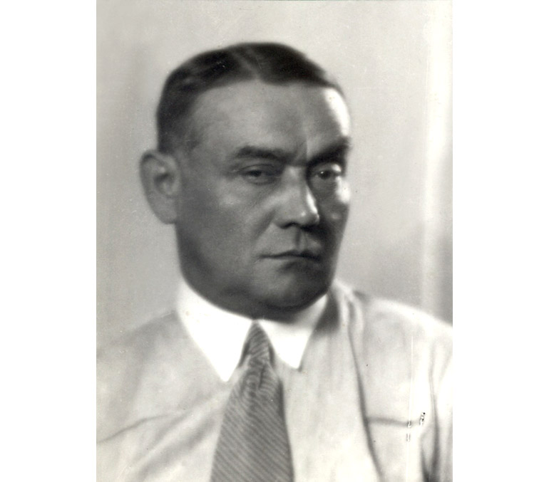 Stefan Jaracz, 1931, fot. Benedykt Jerzy Dorys, zbiory Biblioteki Narodowej, www.polona.pl