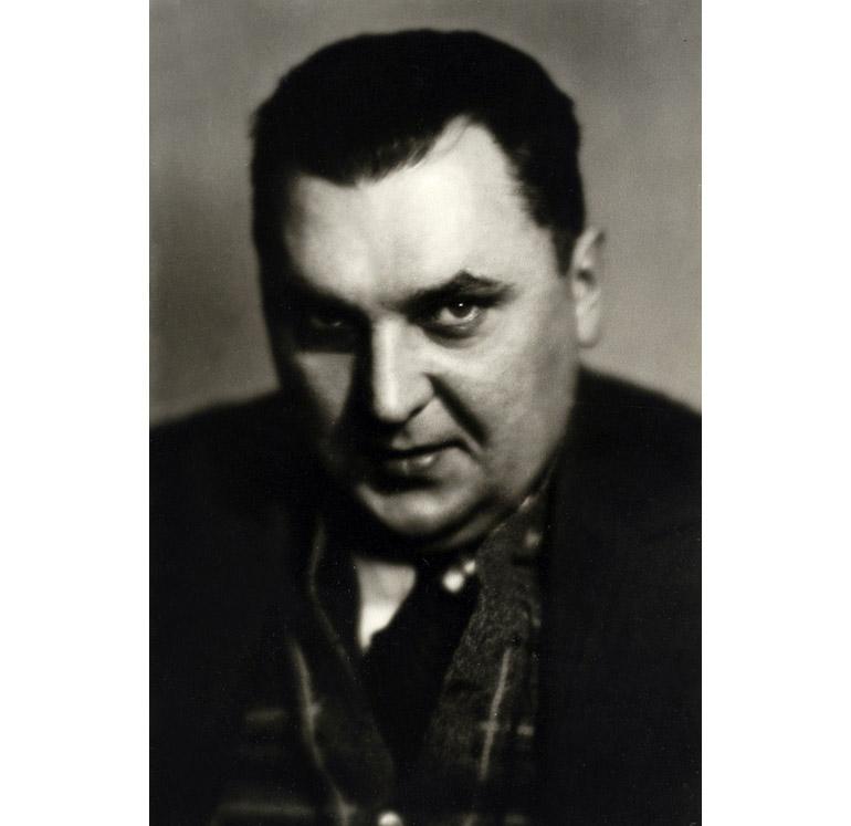 Zygmunt Chmielewski, aktor, 1930, fot. Benedykt Jerzy Dorys, zbiory Biblioteki Narodowej, www.polona.pl