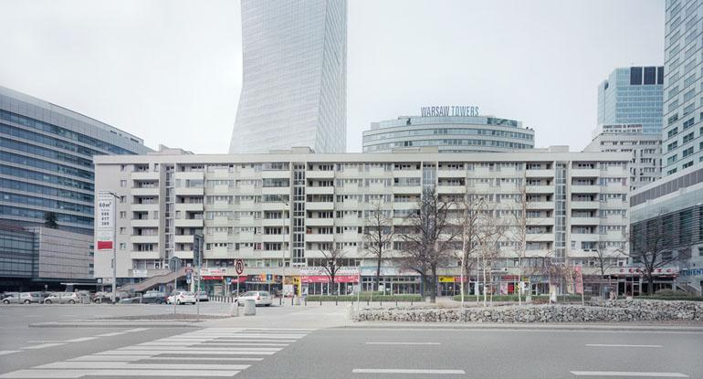 """""""Urban collage"""", fot. Krzysztof Sienkiewicz, dzięki uprzejmości fotografa"""