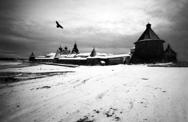 """Fotografia z albumu """"Gułag"""" Tomasza Kiznego, fot. dzięki uprzejmości IPN"""