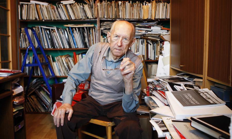 Jerzy Lewczyński, fot. Grzegorz Celejewski / AG