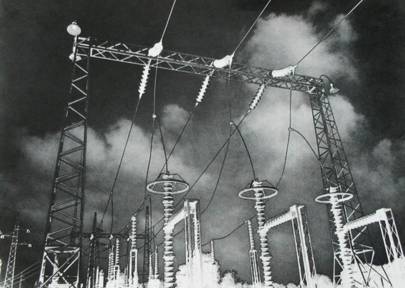 "Fortunata Obrąpalska, ""Elektrownia"", fot. Galeria Asymetria"