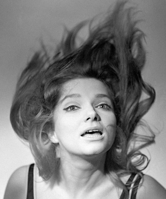 Anna Seniuk, 1968, fot. Wojciech Plewiński
